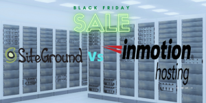 siteground vs inmotion
